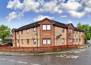 Thumbnail 2 bed flat for sale in Station Court, Glengarnock, Beith