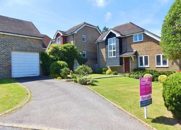 Thumbnail 4 bed detached house for sale in Sussex Gardens, East Dean, Eastbourne