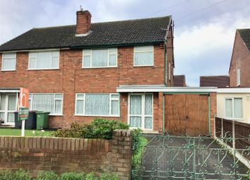 Thumbnail 3 bed semi-detached house for sale in Union Street, Hadley, Telford