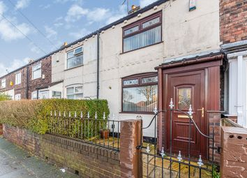 Thumbnail 2 bed terraced house for sale in St. James Road, Prescot, Merseyside