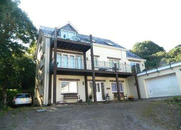 Thumbnail 5 bed detached house to rent in Creg Ne Baa, Beach Road, Llanreath