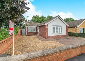 Thumbnail 2 bed bungalow for sale in Coneygree Road, Stanground, Peterborough, Cambridgeshire