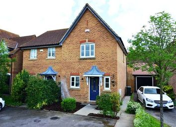 Thumbnail 3 bed semi-detached house to rent in Wood Lane, Kingsnorth, Ashford