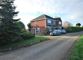 Thumbnail 5 bed detached house for sale in Dovedale House Cheal Road, Gosberton, Spalding