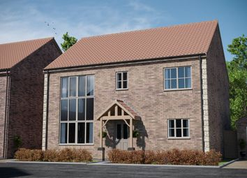 Thumbnail 4 bed detached house for sale in Plot 29, Thorne Lane, Scothern, Lincoln
