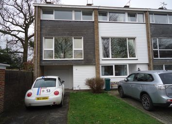 Thumbnail 3 bed town house to rent in Ringwood Close, Crawley