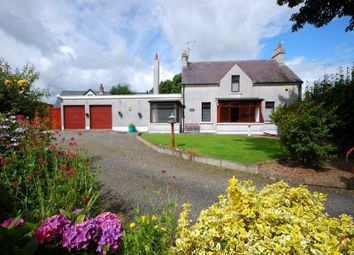 Thumbnail 4 bed detached house for sale in Ballycranmore Road, Kircubbin, Newtownards