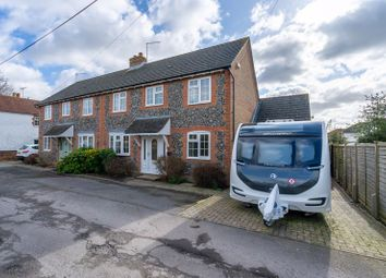 Thumbnail 3 bed semi-detached house for sale in Lake Road, Chichester