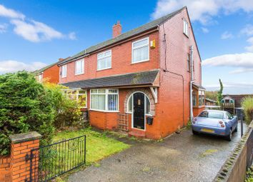 Thumbnail 3 bed semi-detached house for sale in Cale Lane, Aspull, Wigan