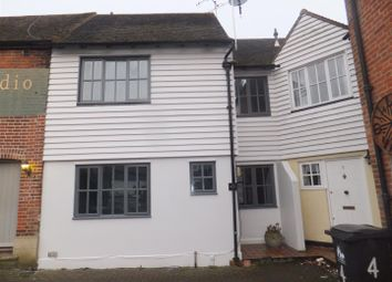 Thumbnail 2 bedroom terraced house to rent in Millers Yard, Tudor Road, Canterbury