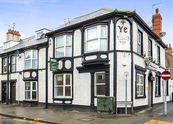 Thumbnail 9 bed end terrace house for sale in Kinmel Street, Rhyl, Clwyd