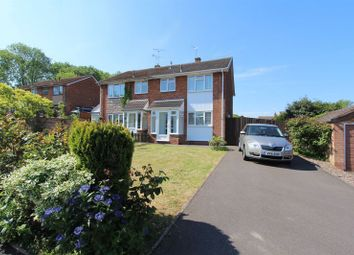 Thumbnail 3 bed semi-detached house to rent in Hay Hill, Walsall