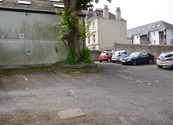 Thumbnail Parking/garage for sale in Rear Of 12 The Crescent, Plymouth