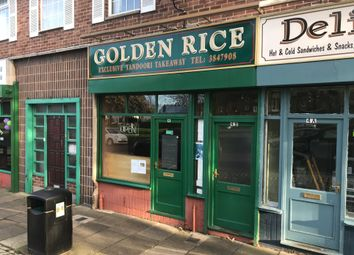 Thumbnail Restaurant/cafe to let in Golden Rice Tandoori, 4 Priory Road, Framwellgate Moor, Durham