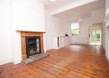 Thumbnail 3 bed terraced house to rent in Lorne Road, London