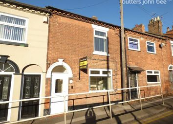 Thumbnail 3 bed terraced house for sale in Longton Road, Stone, Staffordshire