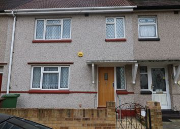Thumbnail 3 bed terraced house to rent in Bell Farm Avenue, Dagenham, Essex