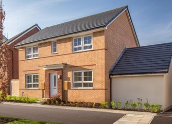 "Thumbnail 4 bedroom detached house for sale in ""Thornton"" at Llantrisant Road, Capel Llanilltern, Cardiff"
