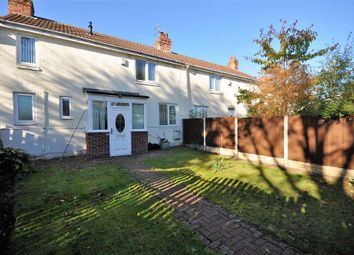 Thumbnail 3 bed terraced house for sale in Granville Crescent, Stainforth, Doncaster