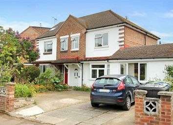 Thumbnail 5 bedroom semi-detached house for sale in Silverwood Close, Cambridge