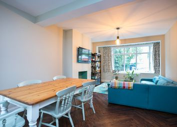 Thumbnail 4 bed terraced house for sale in Leigham Court Road, London