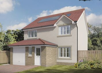 Thumbnail 3 bed detached house for sale in Off Boghall Road, Carluke