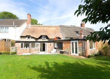 Thumbnail 2 bed terraced house for sale in Ludwell, Shaftesbury, Wiltshire