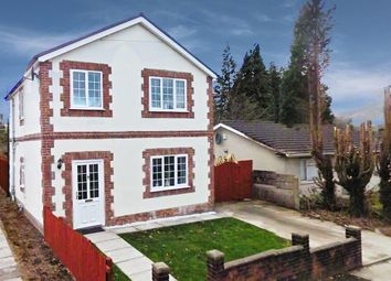Thumbnail 3 bed detached house for sale in Maes-Y-Tyra, Neath, West Glamorgan