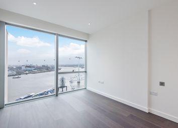 Thumbnail 1 bed flat for sale in Upper Riverside, Greenwich Peninsula, London