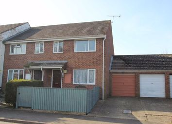 Thumbnail 3 bed end terrace house for sale in St. Peters Close, Moreton-On-Lugg, Hereford