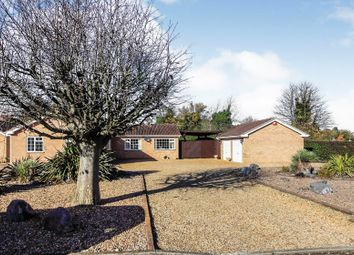 Thumbnail 3 bed detached bungalow for sale in Brookfield Industrial Park, Lincoln Road, Werrington, Peterborough