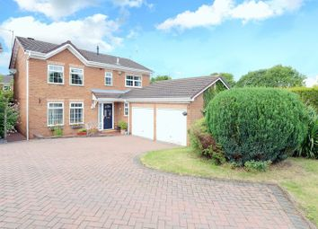 Thumbnail 4 bedroom detached house for sale in Whinchat Close, Apley, Telford, Shropshire.