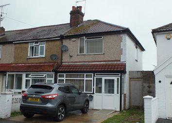 Thumbnail 3 bed end terrace house for sale in Woodstock Gardens, Hayes