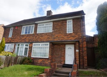 Thumbnail 3 bed semi-detached house for sale in Wain Drive, Stoke-On-Trent