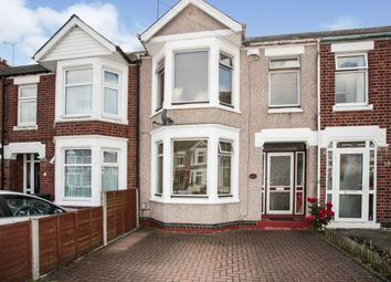 3 bed terraced house for sale in Brackenhurst Road, Coundon, Coventry, West Midlands CV6
