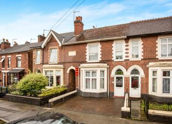 Thumbnail 4 bedroom terraced house for sale in Outwoods Street, Burton-On-Trent