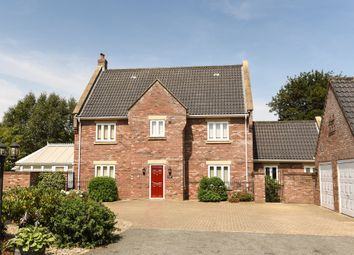Thumbnail 5 bed detached house for sale in Saxon Meadows, Bawdeswell, Dereham