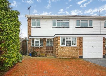 Thumbnail 3 bed semi-detached house for sale in Birch Close, Benfleet
