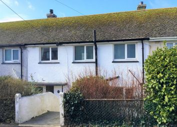 Thumbnail 3 bed terraced house to rent in Greenbank, Polruan, Fowey