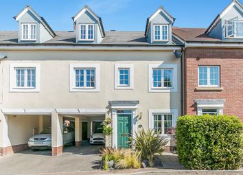Thumbnail 4 bed town house for sale in Bolsin Drive, Colchester