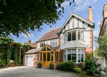 Thumbnail 6 bed detached house for sale in Kineton Green Road, Solihull, West Midlands