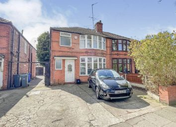 Thumbnail 3 bed semi-detached house for sale in Parsonage Road, Manchester