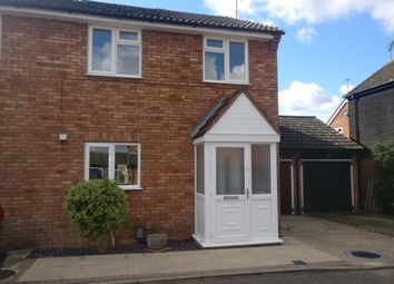 Thumbnail 4 bedroom property to rent in Barrie Close, Aylesbury