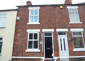 Thumbnail 2 bedroom terraced house to rent in St Catherine Street, Mansfield, Nottinghamshire