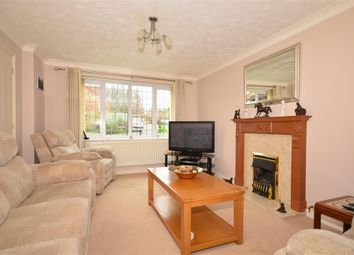 Thumbnail 4 bed detached house for sale in Pipit Meadow, Uckfield, East Sussex