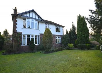 4 bed detached house for sale in Park Road, Timperley, Altrincham WA15