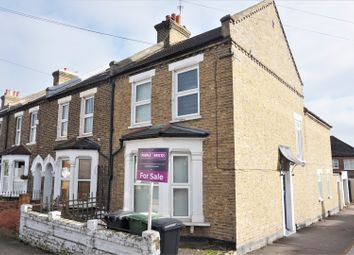 Thumbnail 3 bed end terrace house for sale in Helvetia Street, Catford
