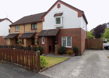 Thumbnail 3 bed end terrace house for sale in 14 Sycamore Court, Baglan, Port Talbot, Neath Port Talbot.