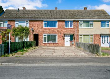 Thumbnail 3 bed terraced house for sale in Robshaw Close, March