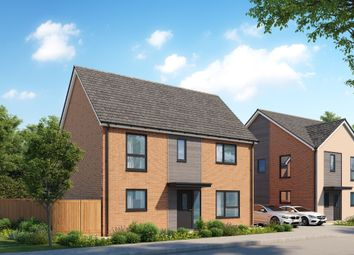 Thumbnail 4 bed detached house for sale in Plot 1, Egret Close, Needingworth